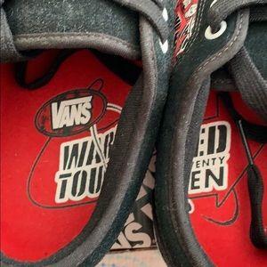 Vans warped tour shoes